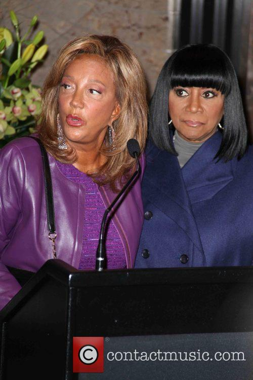 Patti LaBelle and Denise Rich light up the...