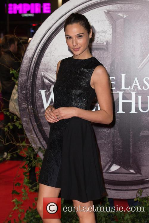 'Wonder Woman' Role Makes Gal Gadot Feel Like