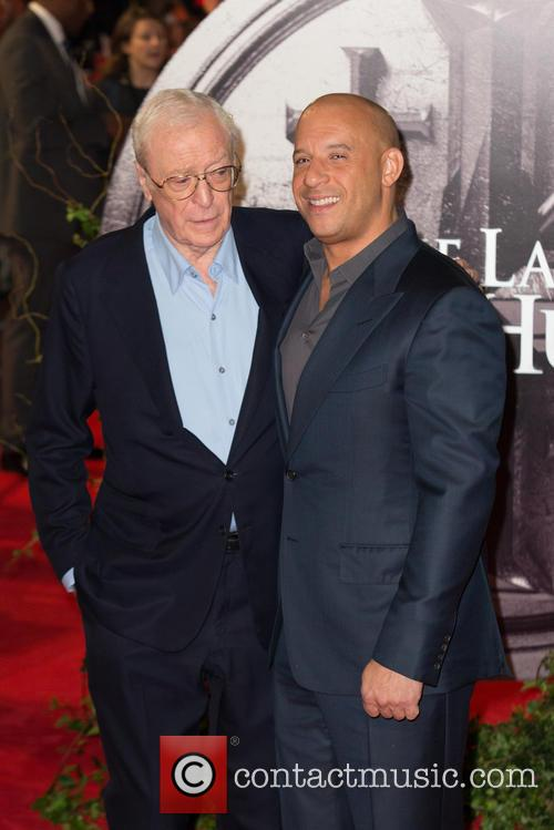 The European Premiere of 'The Last Witch Hunter'