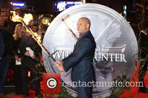 Premiere of 'The Last Witch Hunter' - Arrivals