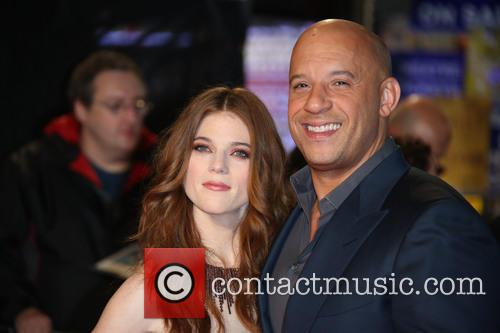 Rose Leslie and Vin Diesel 9
