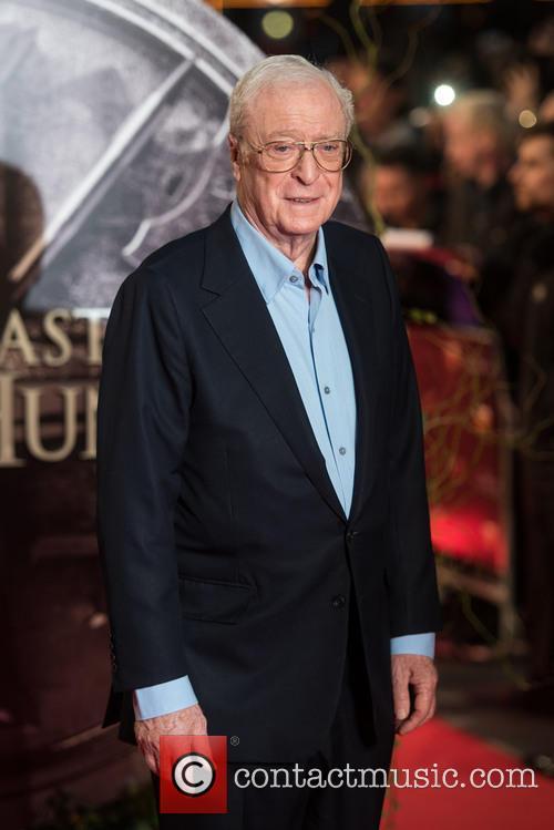 Michael Caine Joins Oscars' Diversity Debate: