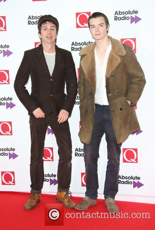 Danny Goffey and Alfie Goffey 2