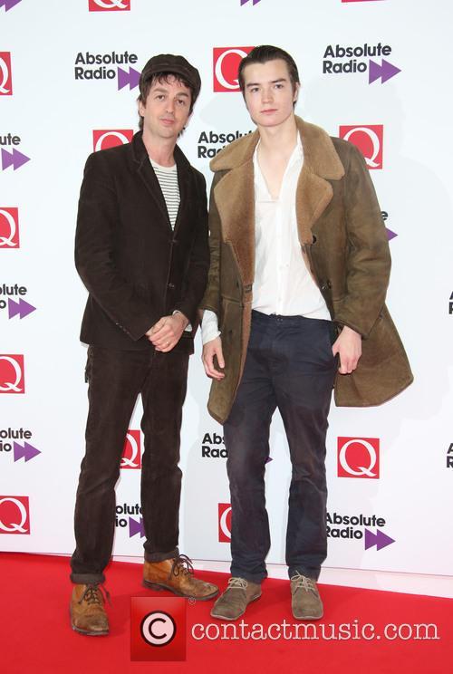 Danny Goffey and Alfie Goffey 1