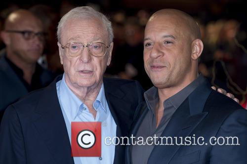 Michael Caine and Vin Diesel 2