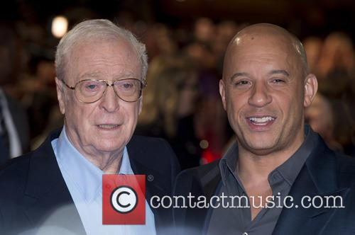 Michael Caine and Vin Diesel 3