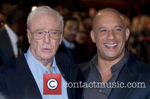 Michael Caine and Vin Diesel 4