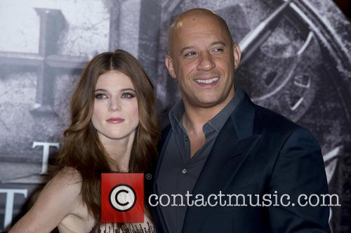 Rose Leslie and Vin Diesel 4