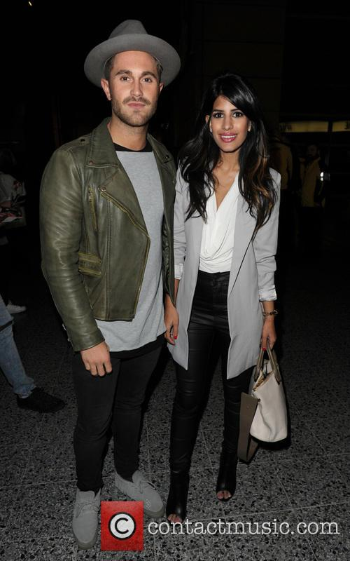 Jasmin Walia and Ross Worswick
