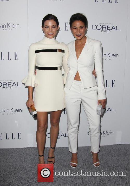 Jenna Dewan Tatum and Emmanuelle Chriqui 4