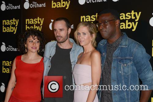 Alia Shawkat, Sebastian Silva, Kristen Wiig and Tunde Adebimpe 3