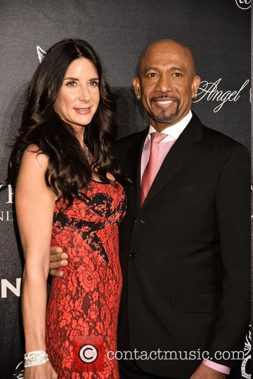 Wife and Montel Williams 3