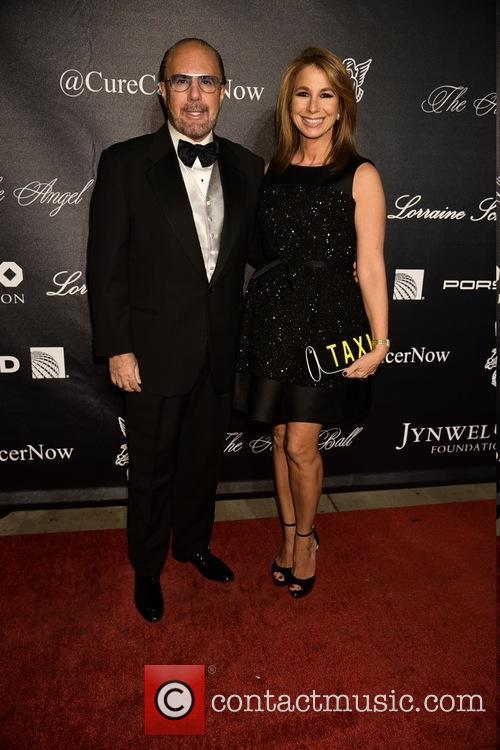 Bobby Zarin and Jill Zarin 1