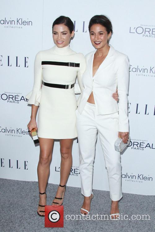 Jenna Dewan Tatum and Emmanuelle Chriqui 3