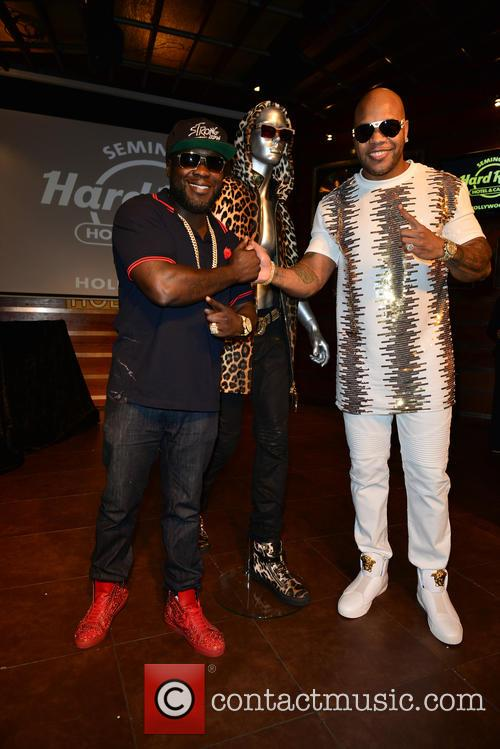 Freeze and Flo Rida 1