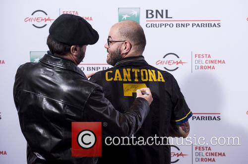 Eric Cantona and Guest 1