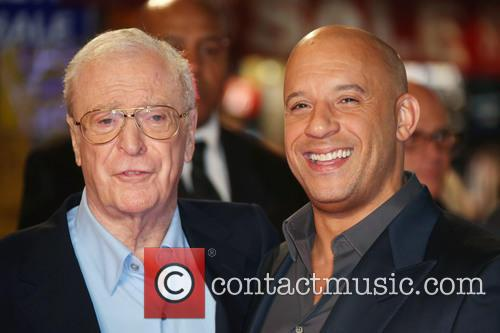 Sir Michael Caine and Vin Diesel 2