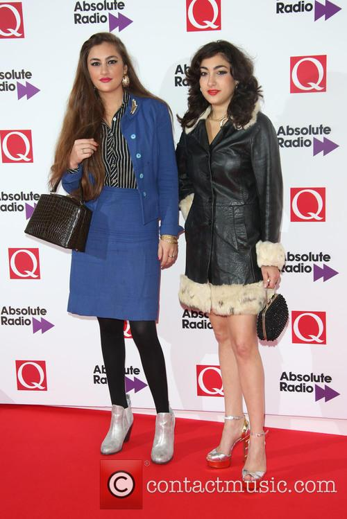 Kitty and Daisy Lewis 1