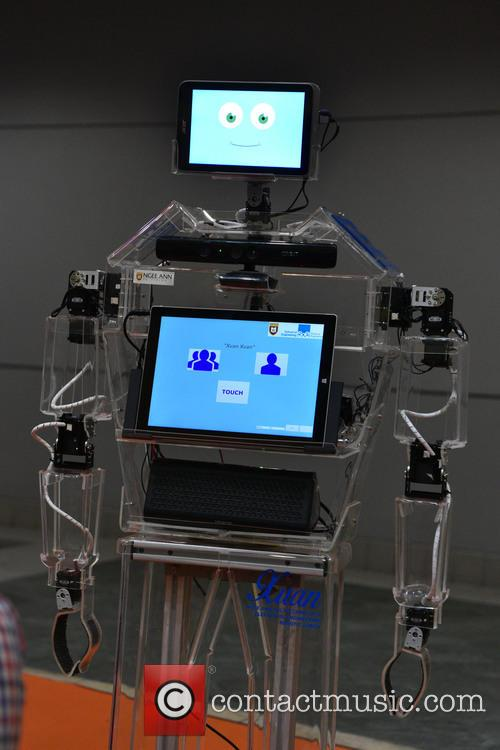 Robocoach Is Your Cybernetic Personal Trainer