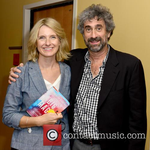 Elizabeth Gilbert and Mitchell Kaplan 1