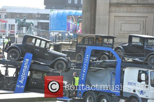 Fantastic Beasts starts filming in Liverpool