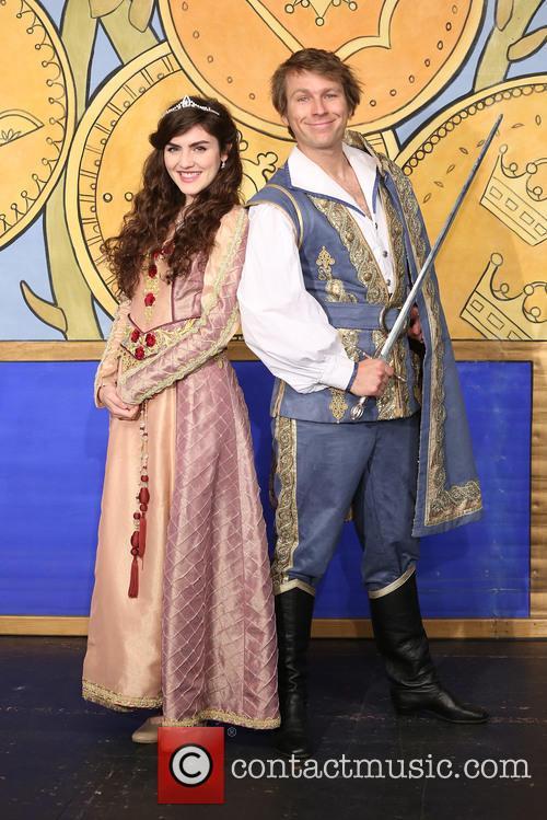 Ben Faulks and Carla Nella 1