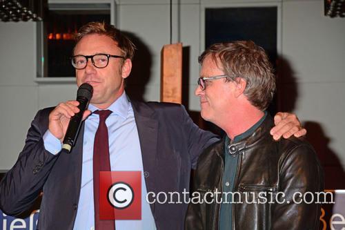 Philipp Keel and Todd Haynes