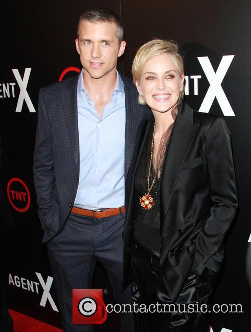 Jeff Hephner and Sharon Stone 2