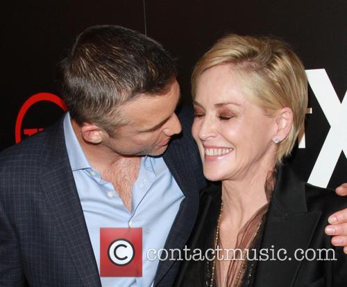 Jeff Hephner and Sharon Stone 4