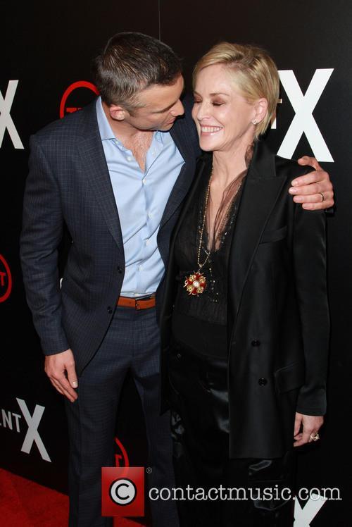 Jeff Hephner and Sharon Stone 6