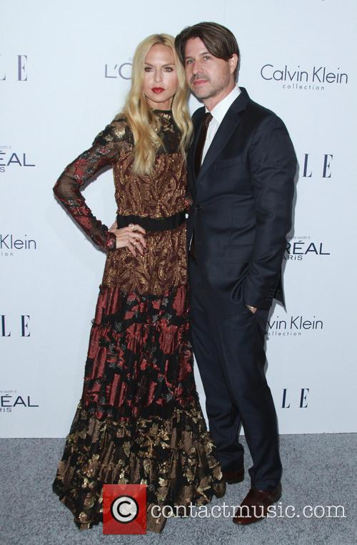 Rachel Zoe and Husband Rodger Berman 1