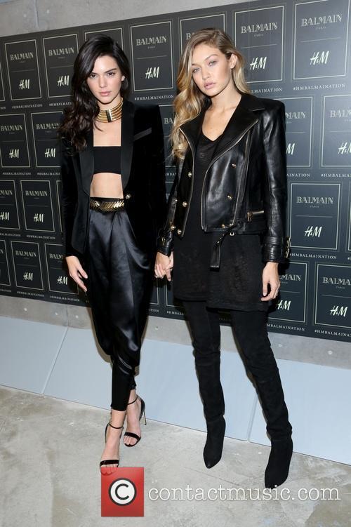 Kendall Jenner and Gigi Hadid 5