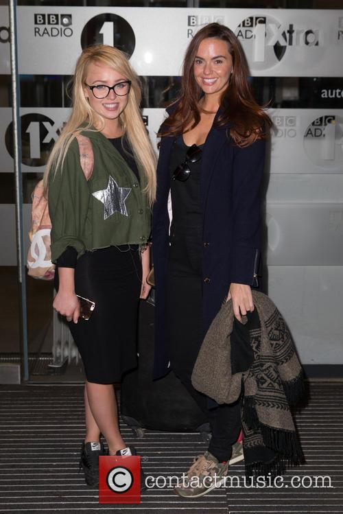 Jennifer Metcalfe and Jorgie Porter 2