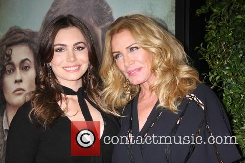 Sophie Simmons and Shannon Tweed Simmons 2