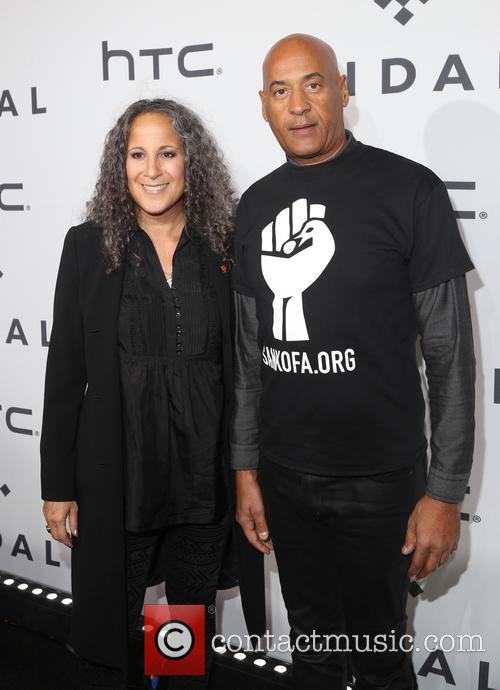Gina Belafonte and Raoul Roach 1