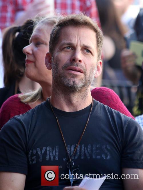 Zack Snyder 8