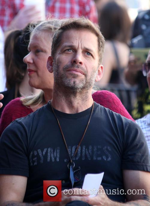 Zack Snyder 9