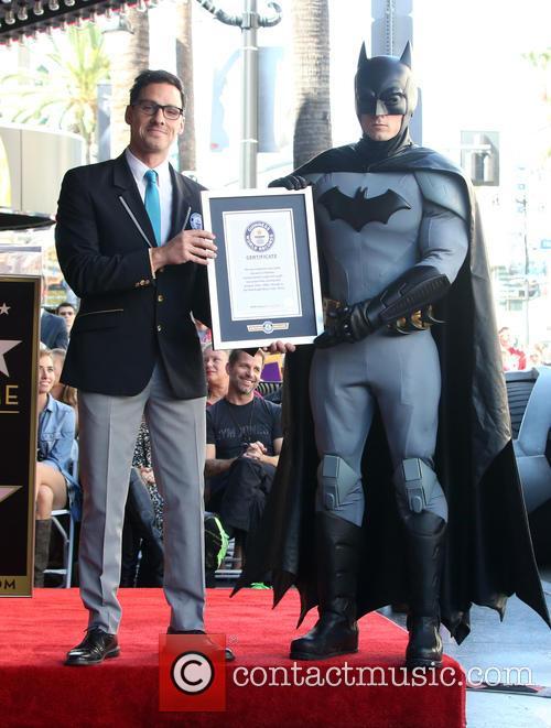 Batman and Guest 8