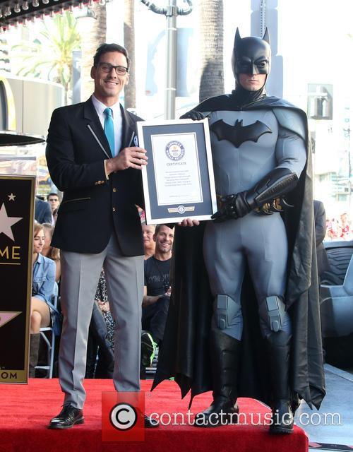 Batman and Guest 9