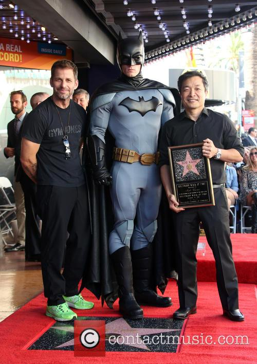 Zack Snyder, Batman and Jim Lee 2