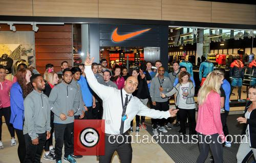 Atmosphere and Nike Staff 2