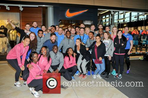 Atmosphere and Nike Staff 3