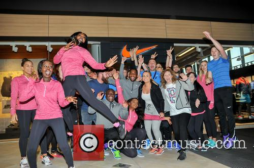 Atmosphere and Nike Staff 4