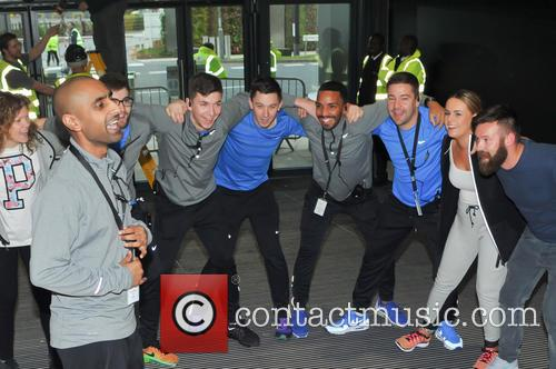 Atmosphere and Nike Staff 1