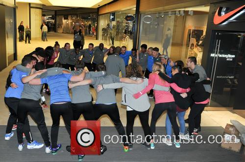 Atmosphere and Nike Staff 7