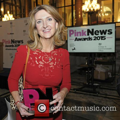 Pink and Victoria Derbyshire 1