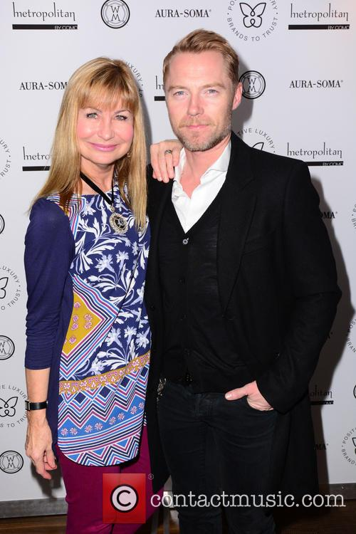 Sian Lloyd and Ronan Keating 3