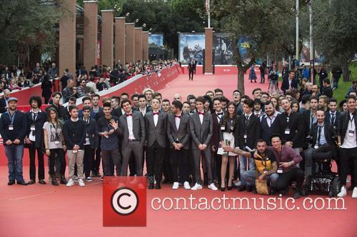 Travis, Federico Clapis, Guest, Zoda and Leonardo De Carli 1