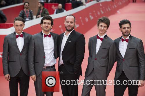 Travis, Federico Clapis, Leonardo De Carli, Zoda and Favij 1