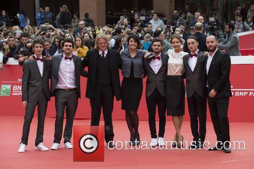 Travis, Favij, Leonardo De Carli and Zoda 2